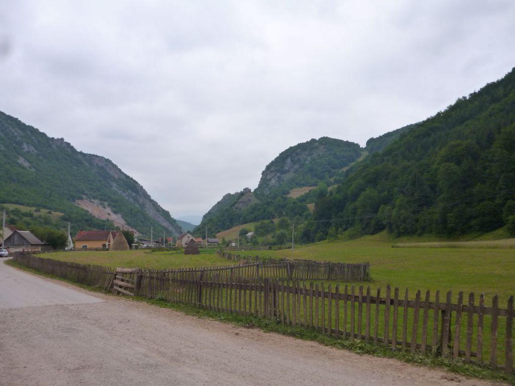Село Кордичи близ Бугойно. Фото: Елена Арсениевич, CC BY-SA 3.0