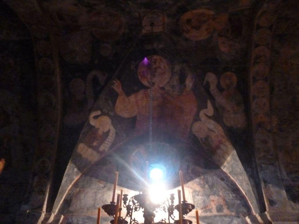 Фрески в монастыре Добричево. Фото: Елена Арсениевич, CC BY-SA 3.0