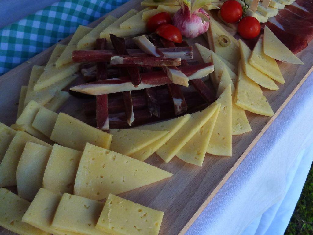 Сыр и пршут. Фото: Елена Арсениевич, CC BY-SA 3.0
