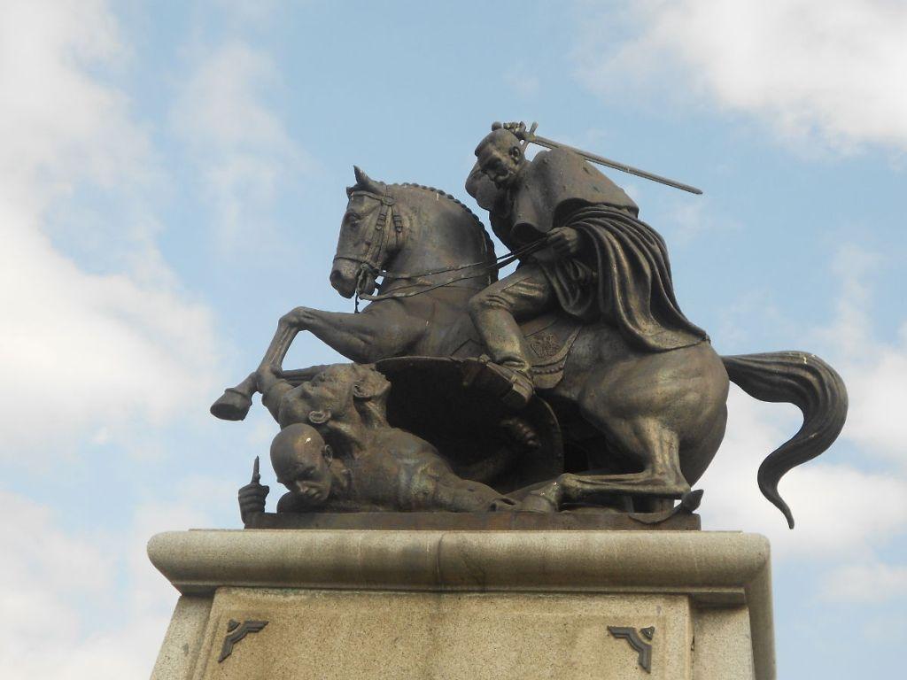 Памятник Петру I Караджоджевичу. Фото: Елена Арсениевич, CC BY-SA 3.0