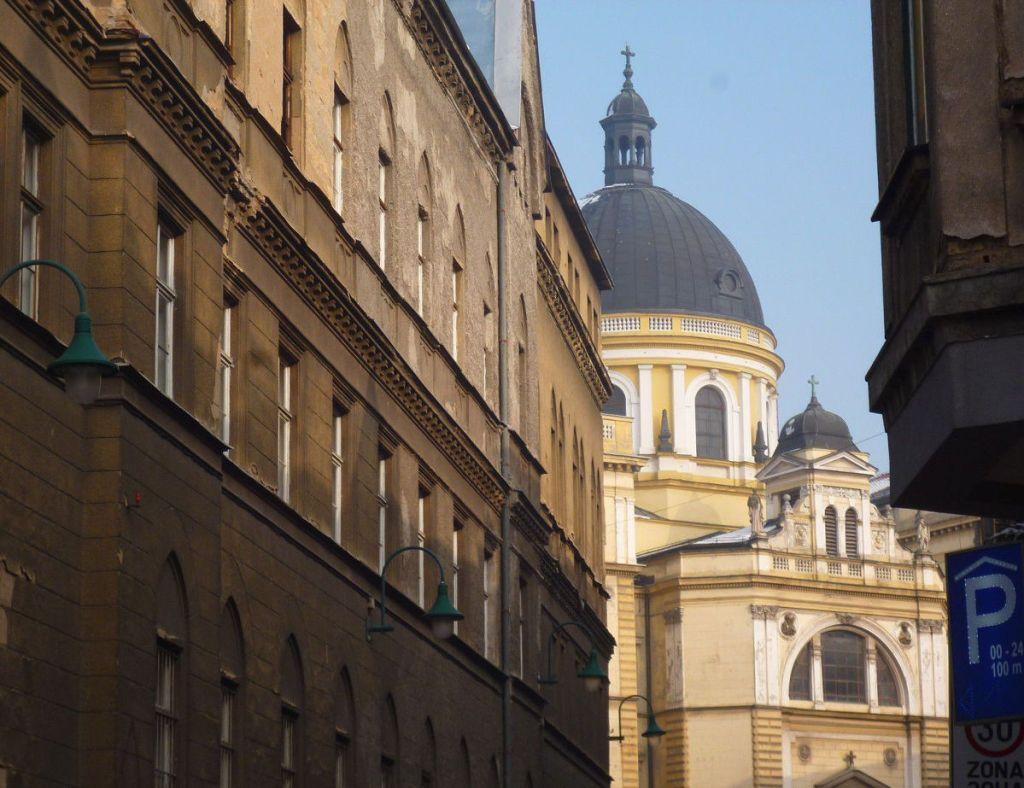 Церковь св. Кирилла и Мефодия. Фото: Елена Арсениевич, CC BY-SA 3.0