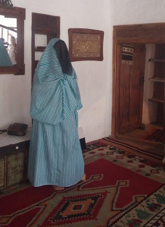 Зар можно примерить в доме Кайтаза в Мостаре