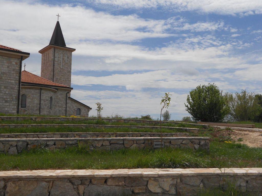 Колокольня монастыря. Фото: Елена Арсениевич, CC BY-SA 3.0