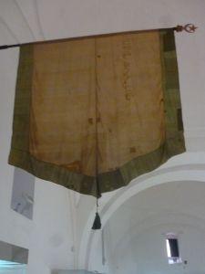 Флаг казазского эснафа (цеха). Музей Бруса Безистан. Фото: Елена Арсениевич, CC BY-SA 3.0