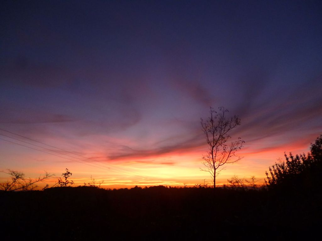 Закат в Герцеговине. Фото: Елена Арсениевич, CC BY-SA 3.0