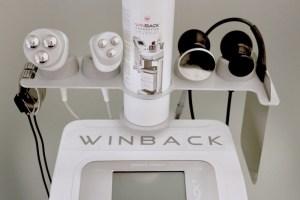 フランス発ラジオ波温熱器、WINBACKを導入しました!