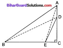 Bihar Board Class 10 Maths Solutions Chapter 6 त्रिभुज Ex 6.5 Q13