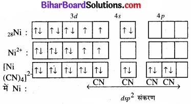 BIhar Board Class 12 Chemistry Chapter 9 उपसहसंयोजन यौगिक img 5