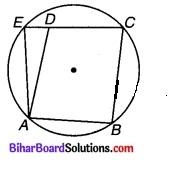Bihar Board Class 9 Maths Solutions Chapter 10 वृत्त Ex 10.6 Q 5
