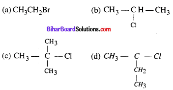 Bihar Board 12th Chemistry Objective Answers Chapter 10 Haloalkanes and Haloarenes 7