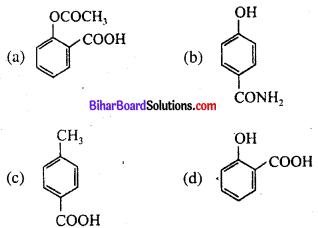 Bihar Board 12th Chemistry Objective Answers Chapter 16 दैनिक जीवन में रसायन 2