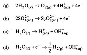 Bihar Board 12th Chemistry Objective Answers Chapter 3 Electrochemistry 14