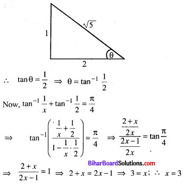 Bihar Board 12th Maths Model Question Paper 1 in English Medium - 10