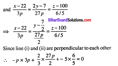 Bihar Board 12th Maths Model Question Paper 1 in English Medium - 24