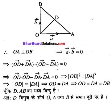 Bihar Board 12th Maths Model Question Paper 2 in Hindi SAQ Q16.1