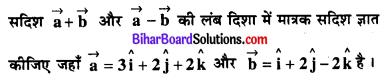 Bihar Board 12th Maths Model Question Paper 2 in Hindi SAQ Q17