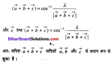 Bihar Board 12th Maths Model Question Paper 3 in Hindi SAQ Q30.2