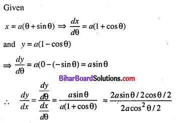 Bihar Board 12th Maths Model Question Paper 5 in English Medium SAQ Q8