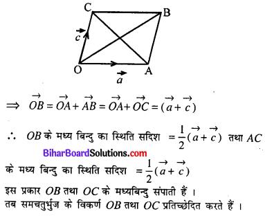 Bihar Board 12th Maths Model Question Paper 5 in Hindi SAQ Q16