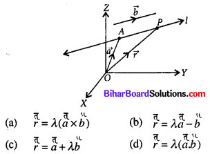 Bihar Board 12th Maths Objective Answers Chapter 11 Three Dimensional Geometry Q13