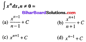 Bihar Board 12th Maths Objective Answers Chapter 7 समाकलन Q57