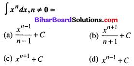 Bihar Board 12th Maths Objective Answers Chapter 7 समाकलन Q57