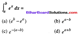 Bihar Board 12th Maths Objective Answers Chapter 7 समाकलन Q75