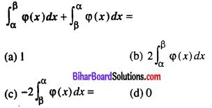 Bihar Board 12th Maths VVI Objective Questions Model Set 1 in English Q30