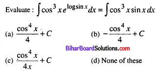 Bihar Board 12th Maths VVI Objective Questions Model Set 2 in English Q18