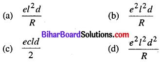 Bihar Board 12th Physics Model Question Paper 2 in Hindi - 2