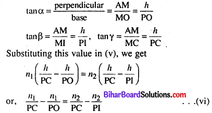 Bihar Board 12th Physics Model Question Paper 3 in English Medium 21