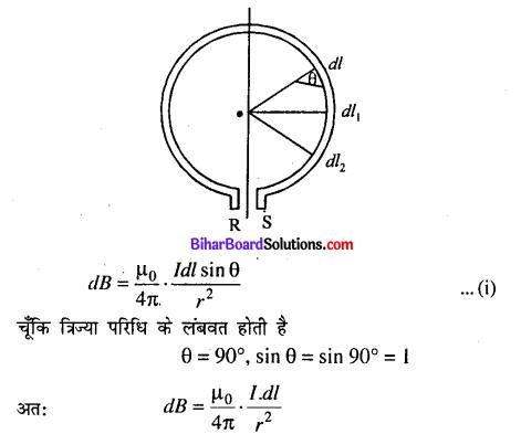 Bihar Board 12th Physics Model Question Paper 4 in Hindi - 23