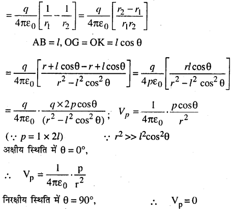 Bihar Board 12th Physics Model Question Paper 5 in Hindi - 12