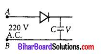 Bihar Board 12th Physics Objective Answers Chapter 14 अर्द्धचालक इलेक्ट्रॉनिकी पदार्थ, युक्तियाँ तथा सरल परिपथ - 5