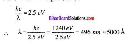 Bihar Board 12th Physics Objective Answers Chapter 14 अर्द्धचालक इलेक्ट्रॉनिकी पदार्थ, युक्तियाँ तथा सरल परिपथ - 8
