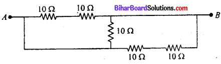 Bihar Board 12th Physics Objective Answers Chapter 3 विद्युत धारा - 5