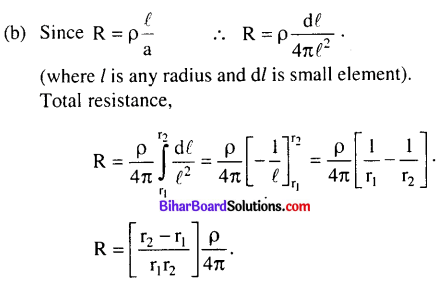 Bihar Board 12th Physics Objective Answers Chapter 3 Current Electricity - 10