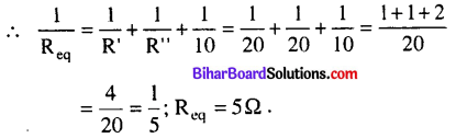 Bihar Board 12th Physics Objective Answers Chapter 3 Current Electricity - 13