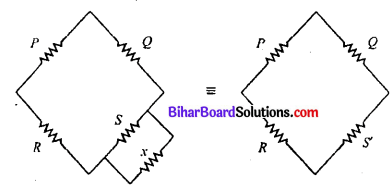 Bihar Board 12th Physics Objective Answers Chapter 3 Current Electricity - 15 - 1