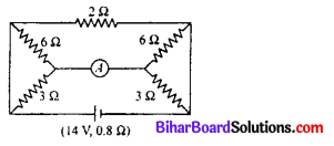 Bihar Board 12th Physics Objective Answers Chapter 3 Current Electricity - 6