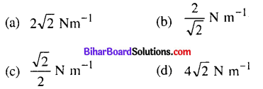 Bihar Board 12th Physics Objective Answers Chapter 4 Moving Charges and Magnetism - 2
