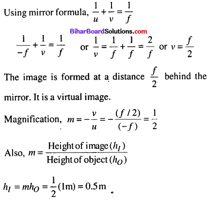 Bihar Board 12th Physics Objective Answers Chapter 9 Ray Optics and Optical Instruments - 4