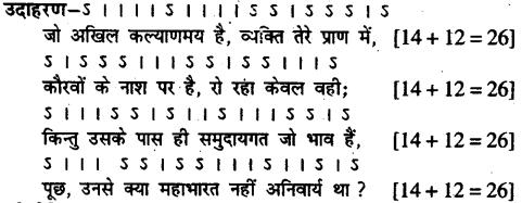 Bihar Board Class 11th Hindi साहित्य शास्त्र 6
