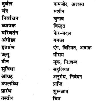 Bihar Board Class 11th Hindi Book Solutions गद्य Chapter 5 चलचित्र 6