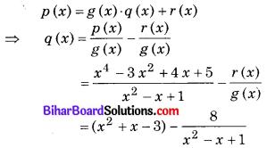 Bihar Board Class 10 Maths Solutions Chapter 2 बहुपद Ex 2.3 Q1.3