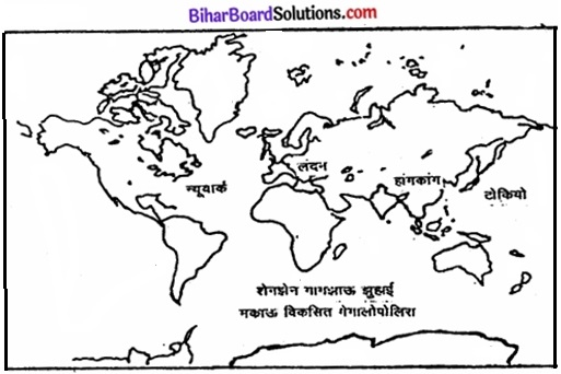 Bihar Board Class 12 Geography Solutions Chapter 7 तृतीयक और चतुर्थ img 1a