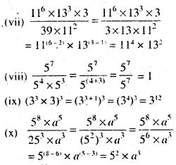 Bihar Board Class 7 Maths Solutions Chapter 8 घातांक Ex 8.2 Q2.1