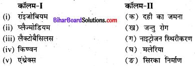 Bihar Board Class 8 Science Solutions Chapter 7 सूक्ष्मजीवों का संसार सूक्ष्मदर्शी द्वारा आँखों देखा 1