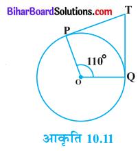 Bihar Board Class 10 Maths Solutions Chapter 10 वृत्त Ex 10.2 Q2