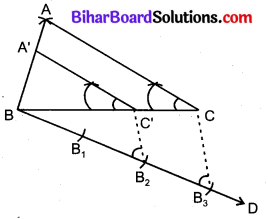 Bihar Board Class 10 Maths Solutions Chapter 11 रचनाएँ Ex 11.1 Q2